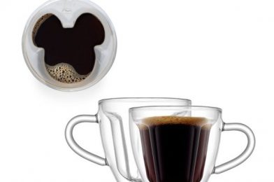 You Can Drink Out of a Hidden Mickey?! Check Out These Amazing Disney Coffee Cups!