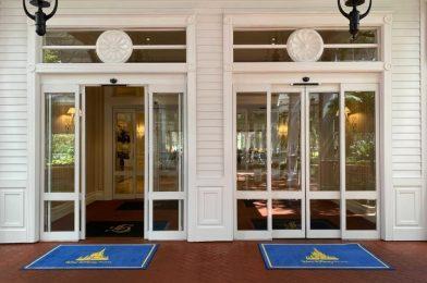 PHOTOS: Disney's Grand Floridian Resort & Spa Receives More 50th Anniversary Decorations at Walt Disney World