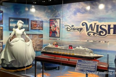 A SURPRISING Character Will Make Their First Appearance on Disney Cruise Line's Newest Ship!