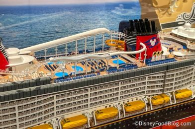 4 BIG Marvel Stars Will Be Featured in a Special Way on Disney's Latest Cruise Ship